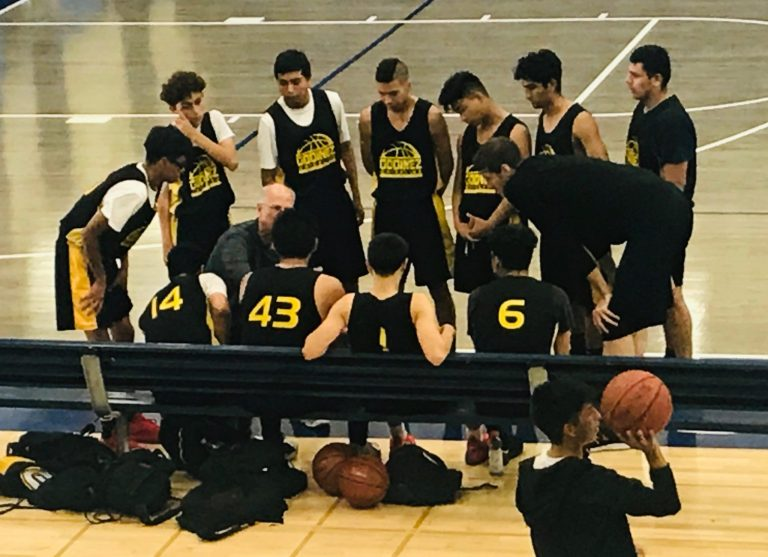 Local teams tuning up during summer league games in Santa