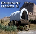 Emigrant Names 2 CD Set