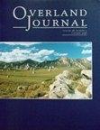 Overland Journal Volume 26 Number 2 Summer 2008