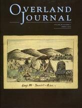 Overland Journal Volume 28 Number 1 Spring 2010