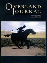 Overland Journal Volume 29 Number 1 Spring 2011