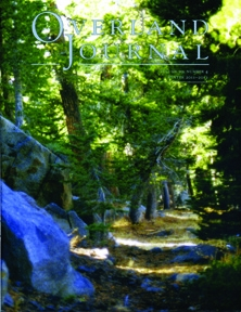 Remove term: Overland Journal Volume 29 Number 4 2011 Overland Journal Volume 29 Number 4 Winter 2011