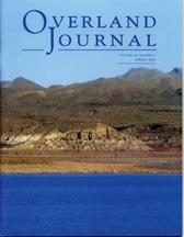 Overland Journal Volume 30 Number 1 Spring 2012