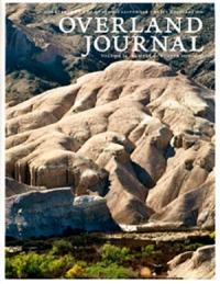Overland Journal Volume 34 Number 4 Winter 2016