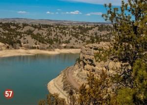 Glendo Reservoir - Glendo, Wyoming