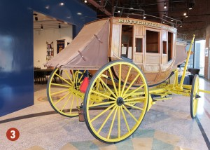 Rogers stagecoach