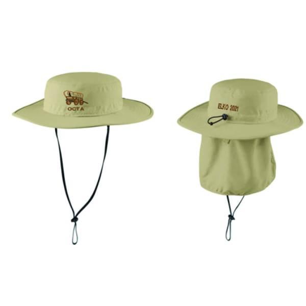 OCTA Wide Brim Sun Hat khaki
