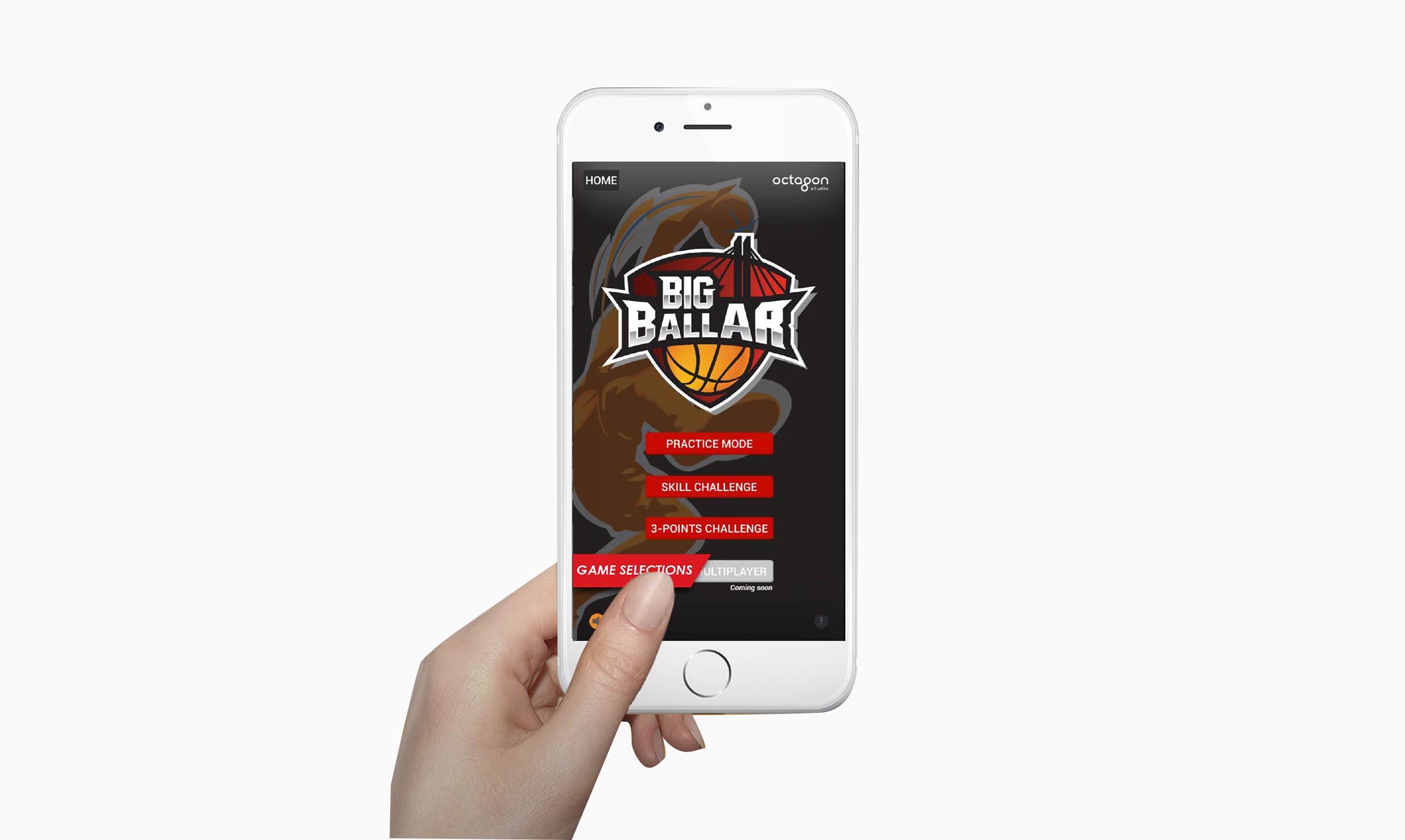 BigBall AR App