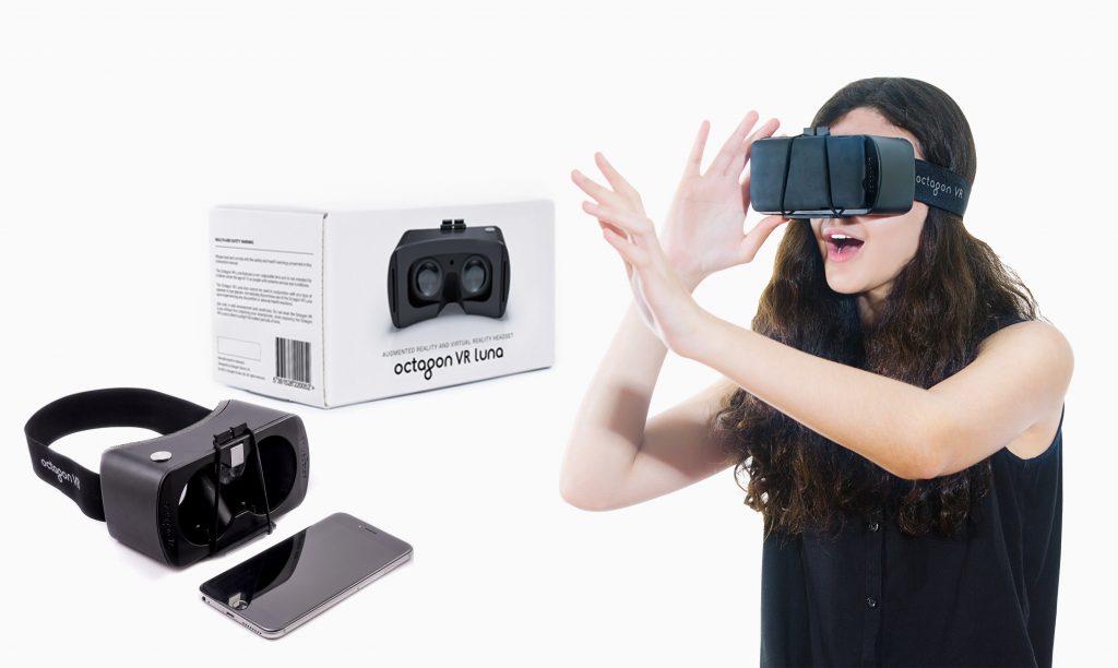 Octagon VR Luna Headset