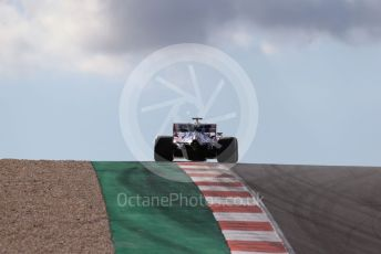 World © Octane Photographic Ltd. Formula 1 – F1 Portuguese GP, Practice 1. BWT Racing Point F1 Team RP20 - Sergio Perez. Autodromo do Algarve, Portimao, Portugal. Friday 23rd October 2020.