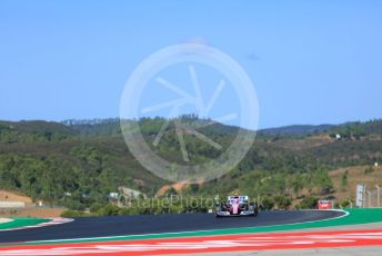 World © Octane Photographic Ltd. Formula 1 – F1 Portuguese GP, Practice 3. BWT Racing Point F1 Team RP20 – Lance Stroll. Autodromo do Algarve, Portimao, Portugal. Saturday 24th October 2020.
