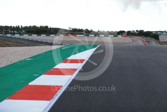 World © Octane Photographic Ltd. Formula 1 – F1 Portuguese GP. Changes in elevation. Autodromo do Algarve, Portimao, Portugal. Thursday 22nd October 2020.