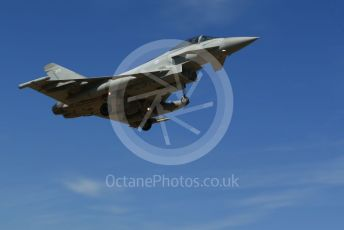 RAF Coningsby. Eurofighter Typhoon FGR4 ZK310 comes in to land. 2nd June 2021. World © Octane Photographic