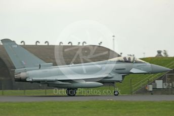 RAF Coningsby. Eurofighter Typhoon FGR4 ZK348. 20th May 2021. World © Octane Photographic Ltd.