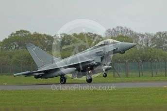 RAF Coningsby. Eurofighter Typhoon FGR4 ZK352. 20th May 2021. World © Octane Photographic Ltd.