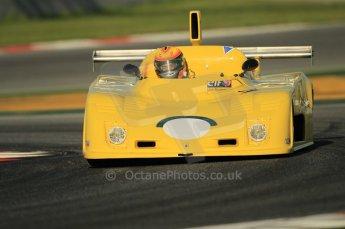 © Octane Photographic Ltd. 2011 Masters Racing Espiritu de Montjuic, April 8th 2011. Sportscar practice. Digital Ref : 0043CB1D0070