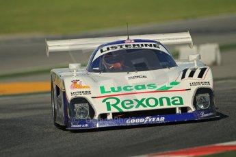 © Octane Photographic Ltd. 2011 Masters Racing Espiritu de Montjuic, April 8th 2011. Sportscar practice. Digital Ref : 0043CB1D0267