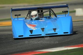 © Octane Photographic Ltd. 2011 Masters Racing Espiritu de Montjuic, April 8th 2011. Sportscar practice. Digital Ref : 0043CB1D0274