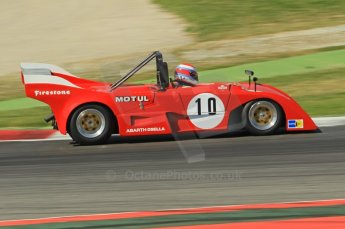 © Octane Photographic Ltd. 2011 Masters Racing Espiritu de Montjuic, April 9th 2011. World Sportscar Masters qualifying. Digital Ref : 0043CB1D0838