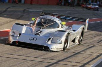 © Octane Photographic Ltd. 2011 Masters Racing Espiritu de Montjuic, April 9th 2011. World Sportscar Masters (GP.C) qualifying. Digital Ref : 0043CB7D0469