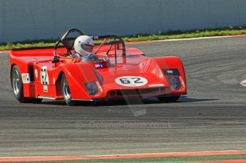 © Octane Photographic Ltd. 2011 Masters Racing Espiritu de Montjuic, April 9th 2011. World Sportscar Masters qualifying Digital Ref : 0043CB1D0789