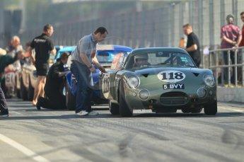 © Octane Photographic Ltd. 2011 Masters Racing Espiritu de Montjuic, April 8th 2011. Sportscar practice. Digital Ref : 0043CB1D0604