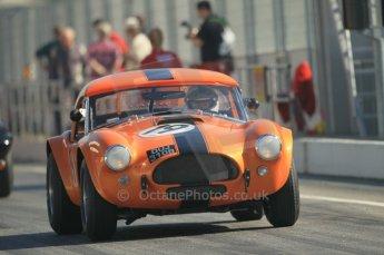 © Octane Photographic Ltd. 2011 Masters Racing Espiritu de Montjuic, April 8th 2011. Sportscar practice. Digital Ref : 0043CB1D0631