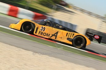 © Octane Photographic Ltd. 2011 Masters Racing Espiritu de Montjuic, April 8th 2011. Sportscar practice. Digital Ref : 0043CB7D0156