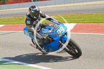 © Octane Photographic 2011. 2011 Masters Racing Espiritu de Montjuic, April 9th 2011. ICGP Racing. Digital Ref : 0044CB7D0494
