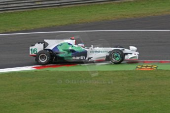 World © Octane Photographic Ltd. Italian GP, Monza, Formula 1 Practice 1. Friday 12th September 2008. Jenson Button, Honda Racing F1 Team RA108. Digital Ref : 0842cb401d0010