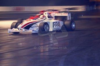 World © Octane Photographic Ltd. 2009 McLaren Autosport BRDC Young Drivers. Autosport International Show, NEC, Birmingham, January 17th 2010. James Calado. Digital Ref : 0872cb1d9764