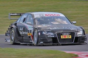 World © Octane Photographic Ltd. 2009. German Touring Cars (DTM) – Brands Hatch, UK. Timo Scheider - Abt Sportsline - Audi A4 DTM 2009. 5th September 2009. Digital Ref : 0054CB1D1128