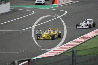 © Octane Photographic 2009. Formula BMW Euroseries - Spa . Asad Rahman - Motaworld Racing. 29th August 2009. Digital Ref : 0057CB1D9603