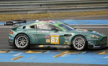 © Octane Photographic 2009. Le Mans 24hour 2009.