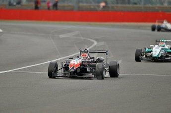 © Octane Photographic 2010. British F3 – Silverstone - Bridge circuit . Felipe Nasr - Raikkonen Robertson Racing. 15th August 2010. Digital Ref : 0051CB1D3429