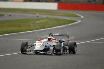 © Octane Photographic 2010. British F3 – Silverstone - Bridge circuit . Carlos Munoz - Mucke Motorsport. 15th August 2010. Digital Ref : 0051CB1D3447