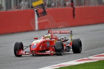 © Octane Photographic 2010. British F3 – Silverstone - Bridge circuit . James Cole - T-Sport. 14th August 2010. Digital Ref : 0051CB7D0649