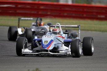 © Octane Photographic 2010. British F3 – Silverstone - Bridge circuit . Adderly Fong - Sino Vision Racing. 14th August 2010. Digital Ref : 0051CB7D1119