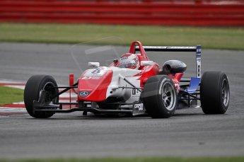 © Octane Photographic 2010. British F3 – Silverstone - Bridge circuit . Daisuke Nakajima - Raikkonen Robertson Racing. 14th August 2010. Digital Ref : 0051CB7D1164