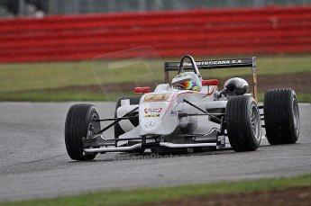 © Octane Photographic 2010. British F3 – Silverstone - Bridge circuit . Carlos Munoz Mucke Motorsport. 14th August 2010. Digital Ref : 0051CB7D1216