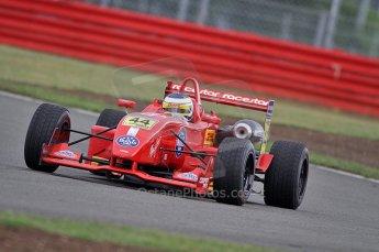 © Octane Photographic 2010. British F3 – Silverstone - Bridge circuit . James Cole - T-Sport. 14th August 2010. Digital Ref : 0051CB7D1270