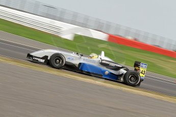 © Octane Photographic 2010. British F3 – Silverstone - Bridge circuit . Menasheh Idafar - T-Sport. 15th August 2010. Digital Ref : 0051CB7D1904
