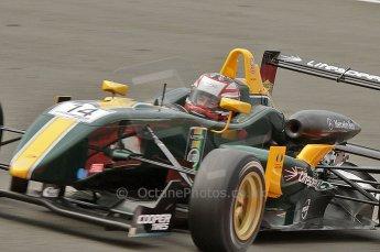 © Octane Photographic 2010. British F3 – Silverstone - Bridge circuit . Jay Bridger - Litesped F3. 15th August 2010. Digital Ref : 0051CB7D2466