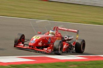 © Octane Photographic 2010. British F3 – Silverstone - Bridge circuit . James Cole - T-Sport. 15th August 2010. Digital Ref : 0051CB7D2517