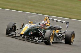 © Octane Photographic 2010. British F3 – Silverstone - Bridge circuit . Jay Bridger - Litespeed F3. 15th August 2010. Digital Ref : 0051CB7D2535