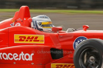 © Octane Photographic 2010. British F3 – Thruxton . 7th August 2010. James Cole - T-Sport. Digital Ref : CB1D8009