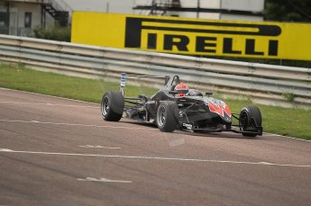 © Octane Photographic 2010. British F3 – Thruxton . Felipe Nasr - Raikkonen Robertson Racing. 7th August 2010. Digital Ref : CB1D8151