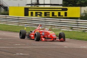 © Octane Photographic 2010. British F3 – Thruxton . James Cole - T-Sport. 7th August 2010. Digital Ref : CB1D8205