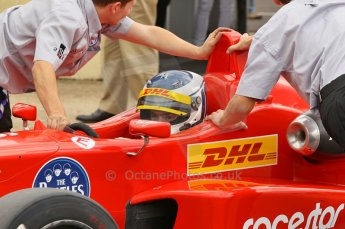 © Octane Photographic 2010. British F3 – Thruxton . James Cole - T-Sport. 7th August 2010. Digital Ref : CB1D8290