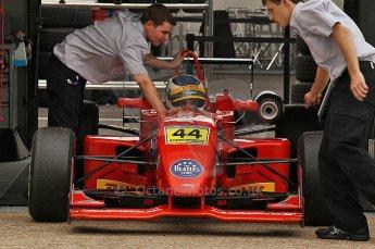 © Octane Photographic 2010. British F3 – Thruxton . James Cole - T-Sport. 7th August 2010. Digital Ref : CB1D8292